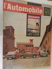 L AUTOMOBILE 14 luglio 1963 VACI di Verona Bernardi Rootes in Scozia Fiat di e