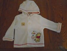 BNWT fleece cardigan with Winnie the Pooh. 3-6months (16)