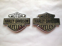 Harley Davidson Tankembleme Tank Embleme Bar & Shield B&S Tankschilder 62381-08