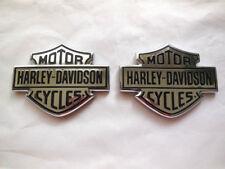 Harley Davidson Tank Embleme Bar & Shield B&S Tankschilder Tankembleme 62381-08
