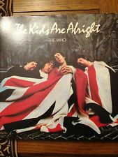 The Who LP with Booklet  The Kids Are Alright   (LP03)