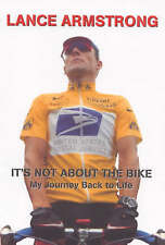 It's Not About the Bike: My Journey Back to Life, By Lance Armstrong,in Used but