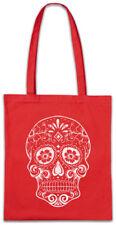 Mexican Skull V Shopper Shopping Bag Mexico Latino Latin