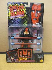 """Toy Biz WCW NWO Smash 'n Slam Wrestlers """"STING"""" Action Figure 1999"""