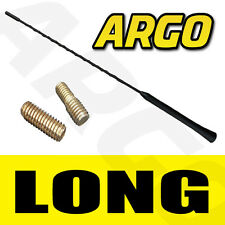 RUBBER BLACK REPLACEMENT BEE STING AERIAL ANTENNA MAST MG ROVER MGF 160 135 MG F