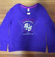 Target Women Long Sleeve Sweater Pull Over Size 12 Purple