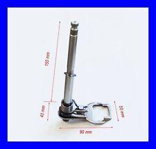 Schaltwelle 195mm für Motor Loncin 250ccm Wasserkühlung DirtBike PitBike Silber