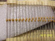 100pcs Ceramic Capacitor 27pf 100v axial lead New