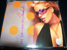 Anastacia One Day In Your Life Australian Enhanced Remixes CD With Sticker Sheet
