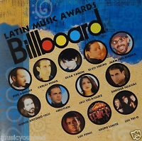 Billboard Latin Music Awards 2000 - Various Artists (CD 2000 Universa) Near MINT