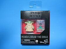Star Wars Mandalorian The Child Grogu Black Series Action Figure Disney + Bonus