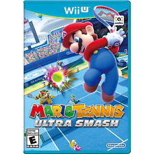 Mario Tennis Ultra Smash (Wii U, 2015)