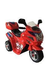 Mini Moto Elettrica Scooter Per Bambini A Batteria 6V COLORE ROSSO