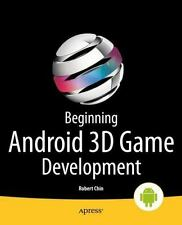 Beginning Android 3D Game Development (Paperback or Softback)