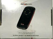Verizon Wireless ZTE Fivespot Global Ready AC30 3G Mobile Hotspot in Box
