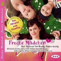FRECHE MÄDCHEN HÖRSPIEL ZUM KINOFILM CD NEUWARE