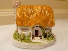 NEW Vintage OTAGIRI Ceramic Hand Crafted House 'Cottage' Salt Shaker/Pot JAPAN