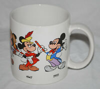 Walt Disney Mugs Applause 1986 Mickey Mouse #3095 Coffee Mug Tea Cup Vintage