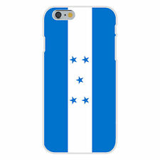 Honduras World Country National Flag Fits iPhone 6 Plastic Snap On Case Cover