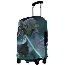 "Yoda Luggage Protector Elastic Suitcase Cover 18''- 20"" y64 w0081"