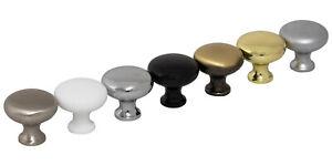 Hausen Cupboard Drawer Knob, Wardrobe Bedroom/Bathroom Furniture Handle
