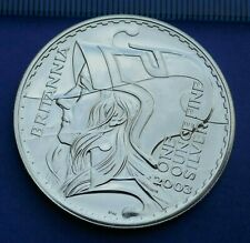 2003 1oz Britannia - 2 Pounds