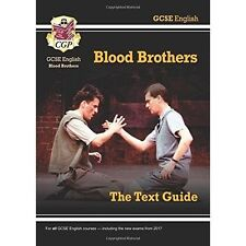 GCSE English Text Guide - Blood Brothers by CGP Books Book