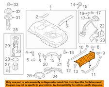 1706A013 Mitsubishi Protector, fuel tank, lwr 1706A013