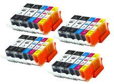 20x Drucker patronen für Canon pixma  IP3600 MP550 MP560 MP620 MP630 MP640 MP540