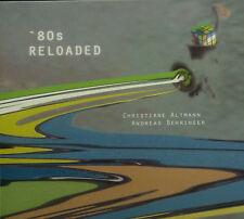 CD CHRISTIANE ANCIANO / ANDREAS BEHRINGER - 'De los años 80 reloaded