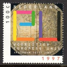 Netherlands - 1997 European Union Mi. 1622 MNH