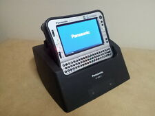 Panasonic Toughbook TouchScreen CF-U1 Atom Z520 @ 1.33GHZ 1GB 16GB HDD Docking