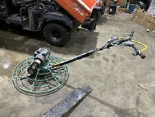 Multiquip 36 Inch Power Trowel Electric  2014 J36E2 Nice 2 Hp concrete finish