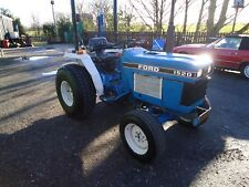 FORD 1520 TRACTOR 4 WHEEL DRIVE