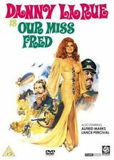 Our Miss Fred (1972) (DVD) Danny La Rue, Alfred Marks, Lance Percival