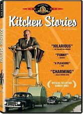 Kitchen Stories   **NEW DVD**