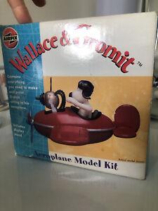 Airfix Wallace & Gromit Model Kit.
