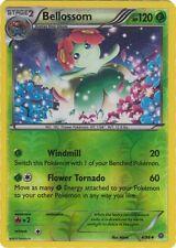 x4 Bellossom - 4/98 - Uncommon - Reverse Holo Pokemon XY Ancient Origins M/NM En