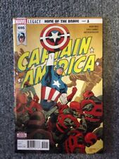 Captain America #695 Legacy NM