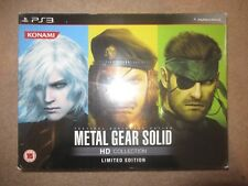 Metal Gear Solid HD Collection Ps3 1 of 8000