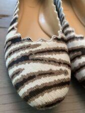 Chloe Lauren Zebra Ballerinas Slippers Low Shoes Shoes Shoes Flats Loafers 41