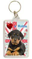 Rottweiler Keyring  Dog Key Ring Rottie Dog Gift Xmas Gift Mothers Day Gift