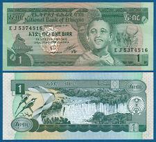 ÄTHIOPIEN / ETHIOPIA  1 Birr (1991)  UNC  P.41 c