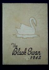 1942 William Byrd High School Yearbook Vinton VA