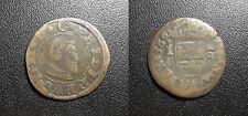 Espagne - Espana - Philippe IV / Felipe IV - 16 Maravedis 1662 Cuenca