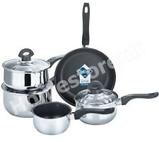 Glass Saucepans & Stockpots with Lid
