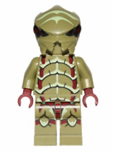 LEGO Alien Buggoid Minifigure from Galaxy Squad. Sets 70700, 70704, 70706