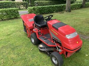 Countax C300H ride on lawn mower used