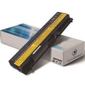 Batterie pour LENOVO ThinkPad T430 T520 T530 W510 25 26 55 70 Series 4400mAh