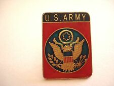 PINS RARE VINTAGE US ARMY MILITAIRE USA MILITARY wxc 32